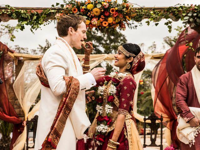 La boda de Tom y Reshma en Palma De Mallorca, Islas Baleares 39