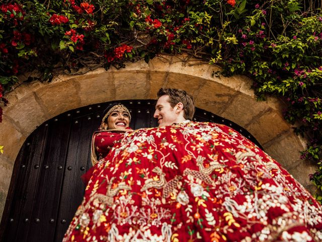 La boda de Tom y Reshma en Palma De Mallorca, Islas Baleares 38
