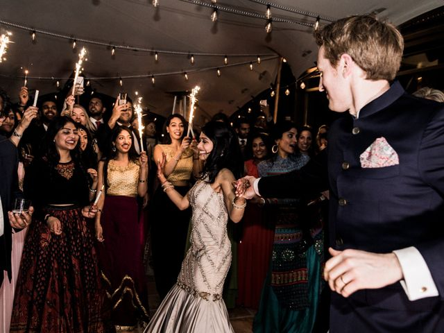 La boda de Tom y Reshma en Palma De Mallorca, Islas Baleares 34