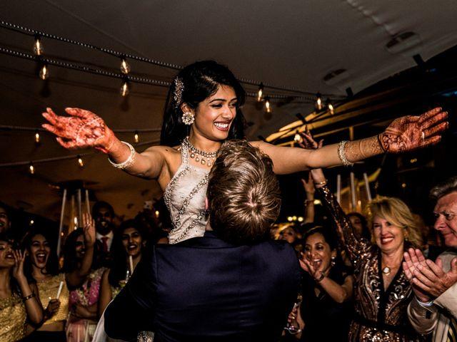 La boda de Tom y Reshma en Palma De Mallorca, Islas Baleares 33