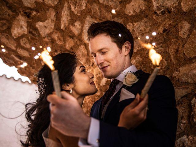 La boda de Tom y Reshma en Palma De Mallorca, Islas Baleares 31