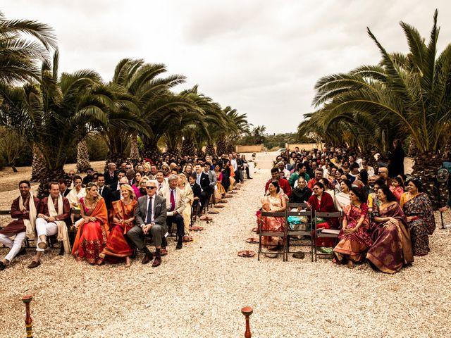 La boda de Tom y Reshma en Palma De Mallorca, Islas Baleares 45