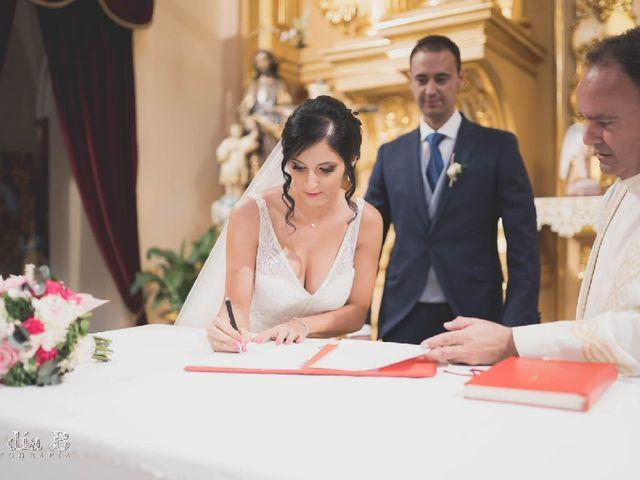 La boda de Andrés  y Jennifer en Archena, Murcia 1