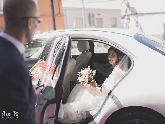 La boda de Andrés  y Jennifer en Archena, Murcia 2