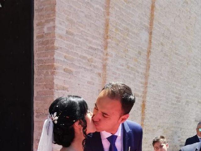 La boda de Andrés  y Jennifer en Archena, Murcia 4