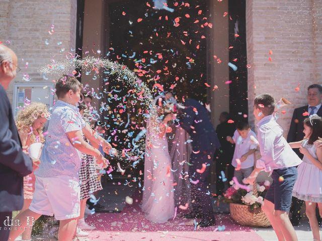 La boda de Andrés  y Jennifer en Archena, Murcia 5