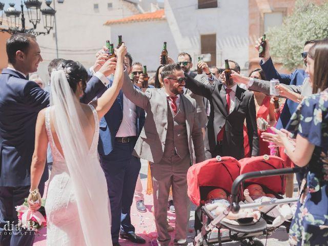 La boda de Andrés  y Jennifer en Archena, Murcia 6