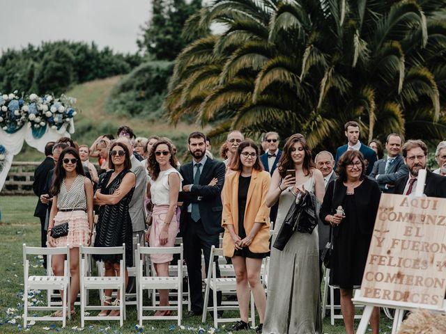 La boda de Héctor y Ana en Gijón, Asturias 64