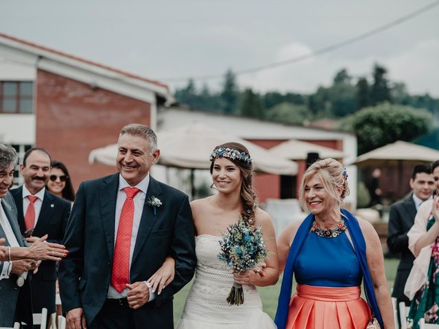 La boda de Héctor y Ana en Gijón, Asturias 67
