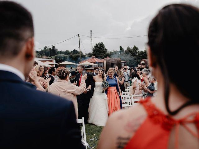 La boda de Héctor y Ana en Gijón, Asturias 69