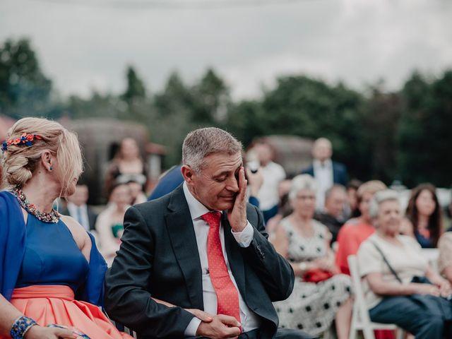 La boda de Héctor y Ana en Gijón, Asturias 83