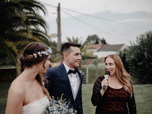 La boda de Héctor y Ana en Gijón, Asturias 96