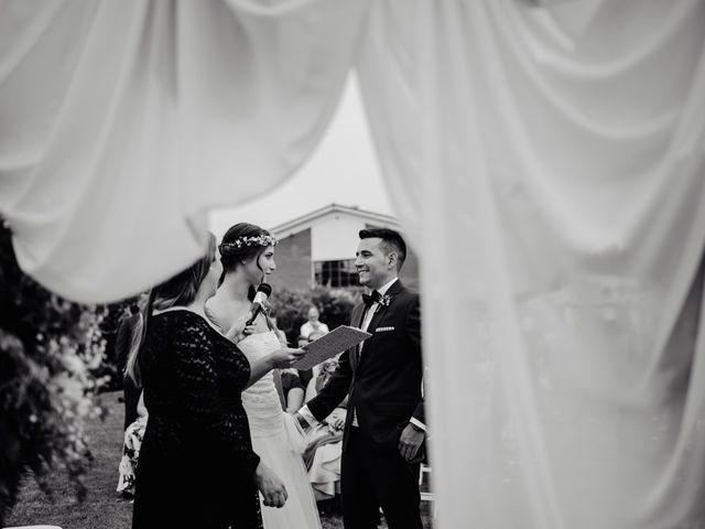 La boda de Héctor y Ana en Gijón, Asturias 107