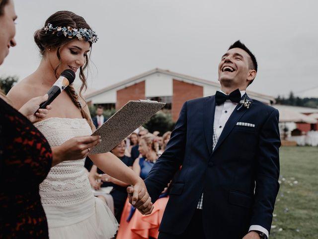 La boda de Héctor y Ana en Gijón, Asturias 109