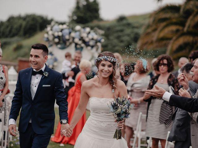 La boda de Héctor y Ana en Gijón, Asturias 130