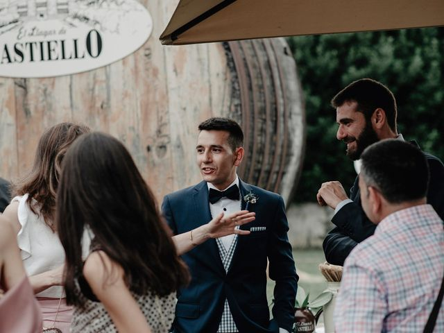 La boda de Héctor y Ana en Gijón, Asturias 179