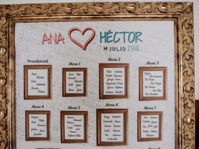 La boda de Héctor y Ana en Gijón, Asturias 195