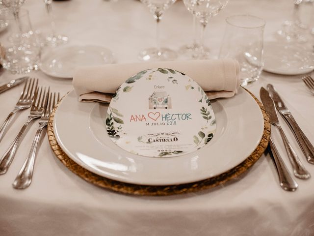 La boda de Héctor y Ana en Gijón, Asturias 206