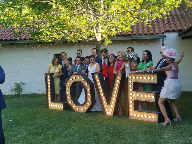 La boda de Alberto y María en San Lorenzo De El Escorial, Madrid 6