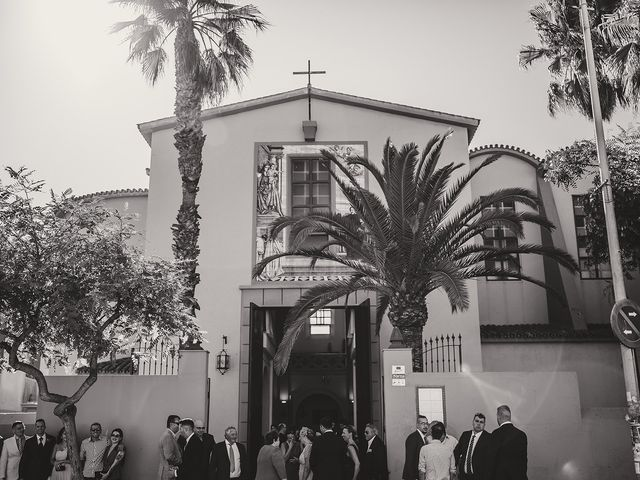 La boda de Daniel y Zoraida en Algeciras, Cádiz 14