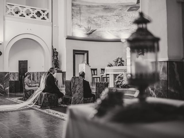 La boda de Daniel y Zoraida en Algeciras, Cádiz 20