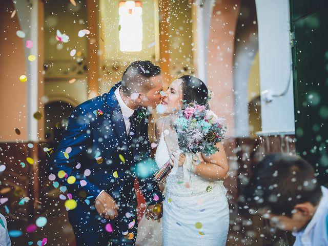 La boda de Daniel y Zoraida en Algeciras, Cádiz 22