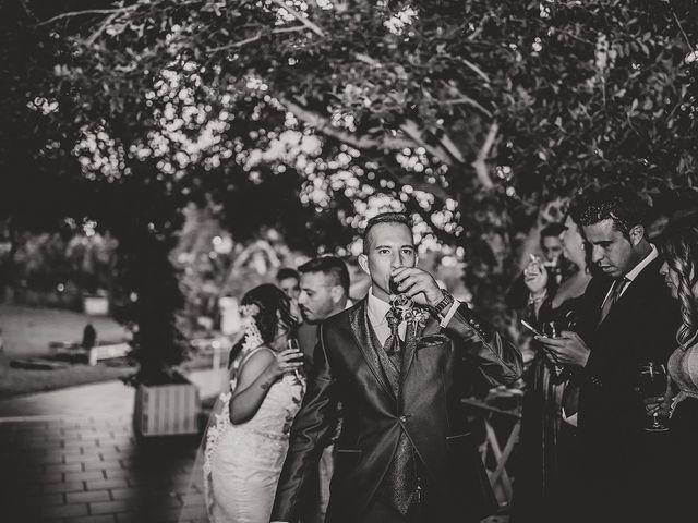 La boda de Daniel y Zoraida en Algeciras, Cádiz 29
