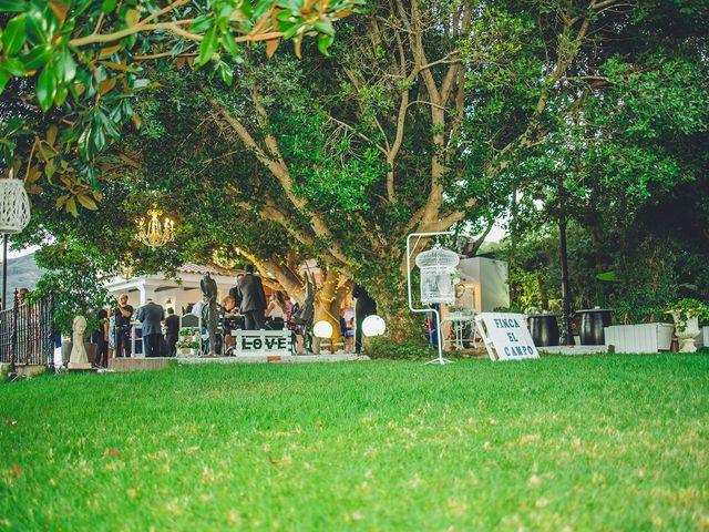 La boda de Daniel y Zoraida en Algeciras, Cádiz 30