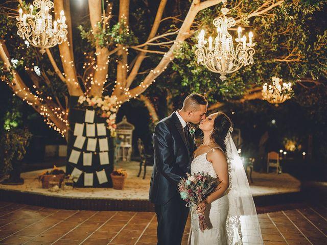 La boda de Zoraida y Daniel