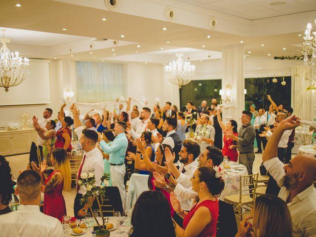 La boda de Daniel y Zoraida en Algeciras, Cádiz 33
