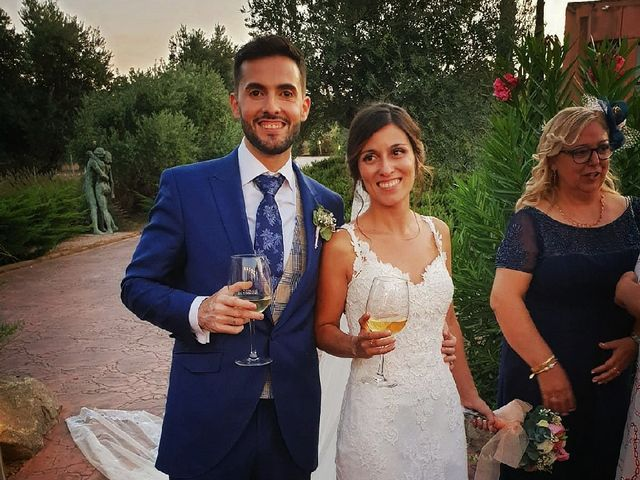 La boda de Sandra y Chechu en Toledo, Toledo 3
