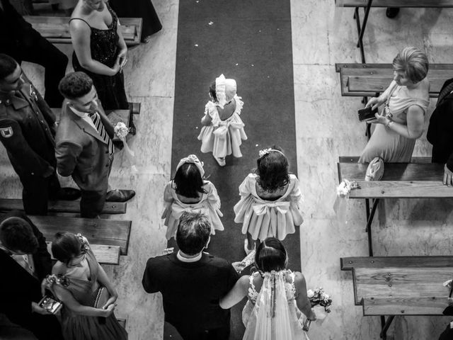 La boda de Sandra y Chechu en Toledo, Toledo 11
