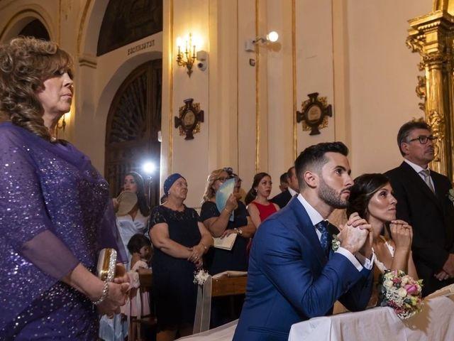 La boda de Sandra y Chechu en Toledo, Toledo 12