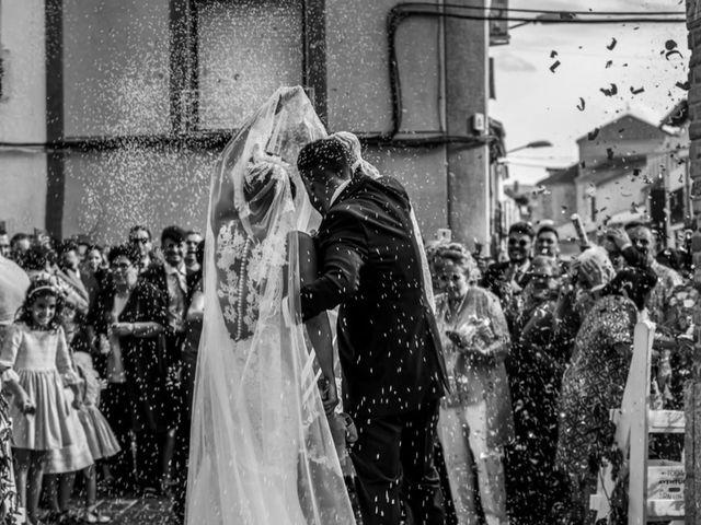 La boda de Sandra y Chechu en Toledo, Toledo 13