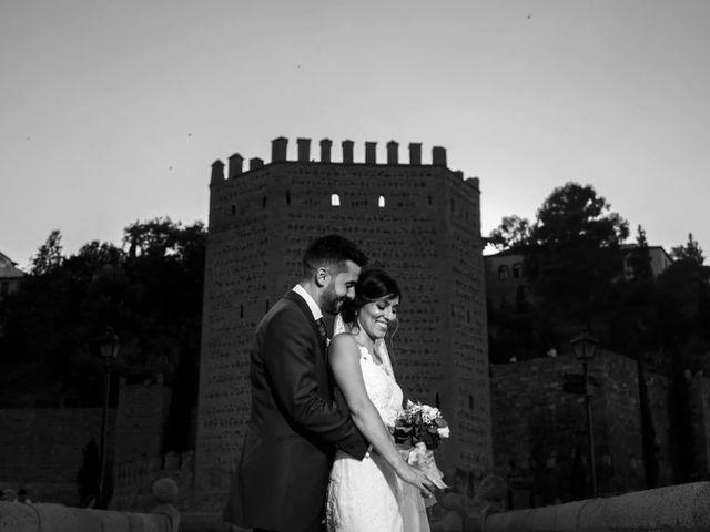 La boda de Sandra y Chechu en Toledo, Toledo 14