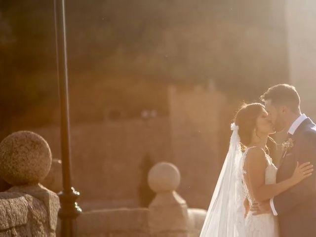 La boda de Sandra y Chechu en Toledo, Toledo 15