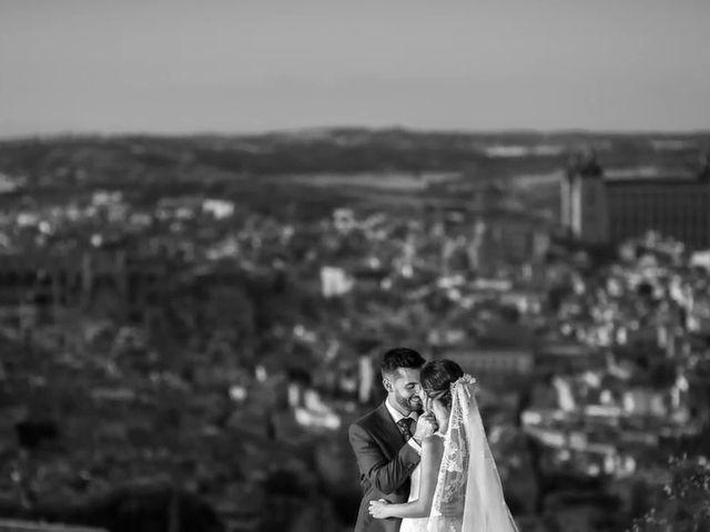 La boda de Sandra y Chechu en Toledo, Toledo 16