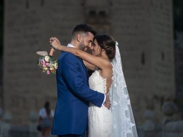 La boda de Sandra y Chechu en Toledo, Toledo 17