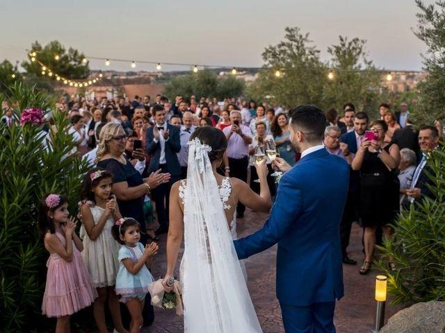 La boda de Sandra y Chechu en Toledo, Toledo 18