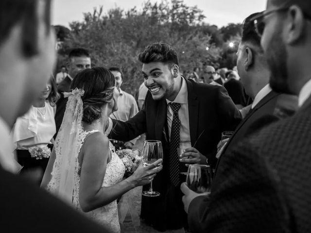 La boda de Sandra y Chechu en Toledo, Toledo 19