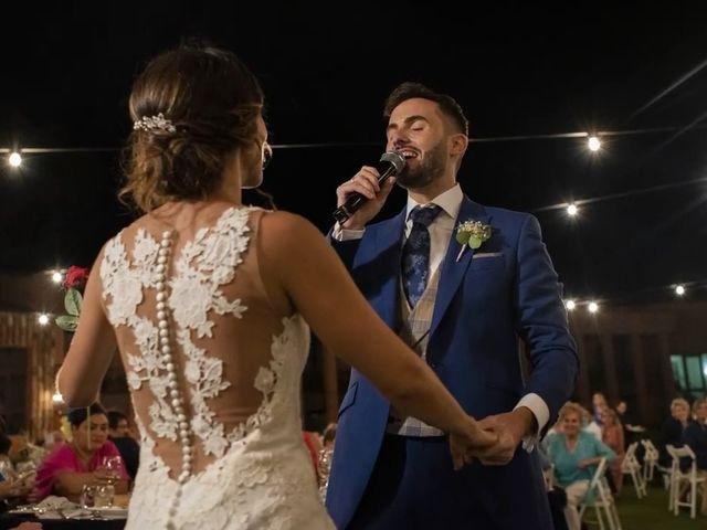 La boda de Sandra y Chechu en Toledo, Toledo 22