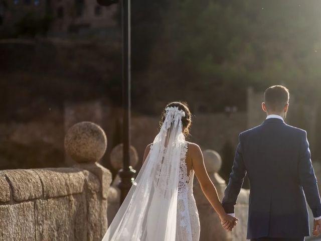 La boda de Sandra y Chechu en Toledo, Toledo 31