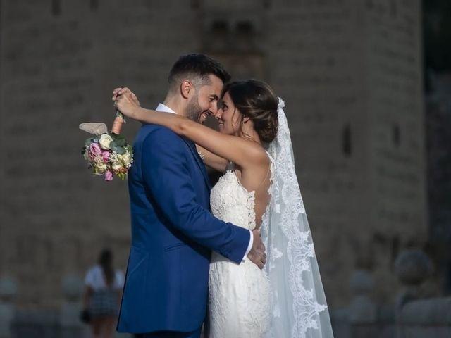 La boda de Sandra y Chechu en Toledo, Toledo 36