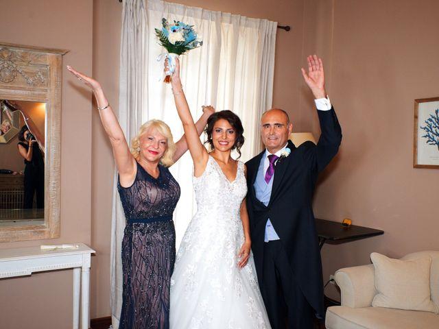 La boda de Jose Manuel y Leticia en Soto De Viñuelas, Madrid 34