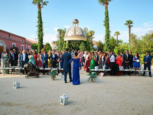 La boda de Jose Manuel y Leticia en Soto De Viñuelas, Madrid 37