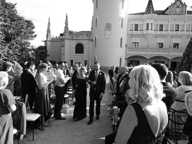 La boda de Jose Manuel y Leticia en Soto De Viñuelas, Madrid 38