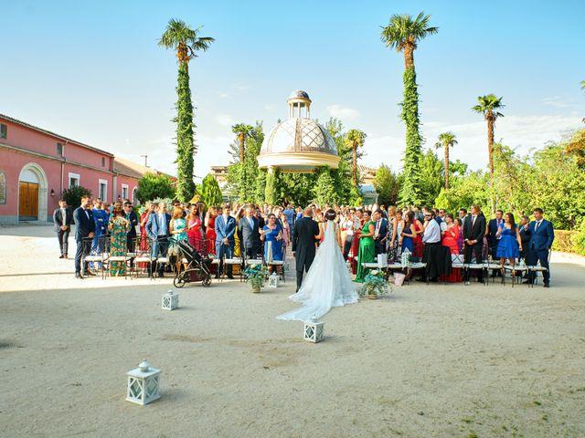 La boda de Jose Manuel y Leticia en Soto De Viñuelas, Madrid 40