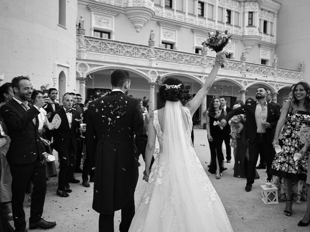 La boda de Jose Manuel y Leticia en Soto De Viñuelas, Madrid 52