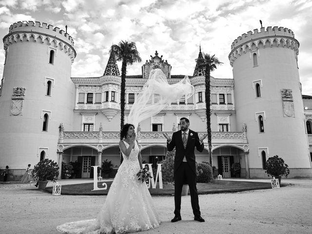 La boda de Jose Manuel y Leticia en Soto De Viñuelas, Madrid 54