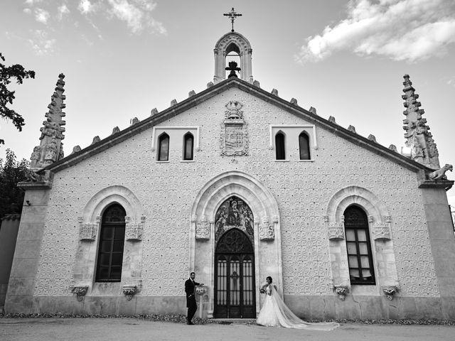 La boda de Jose Manuel y Leticia en Soto De Viñuelas, Madrid 2